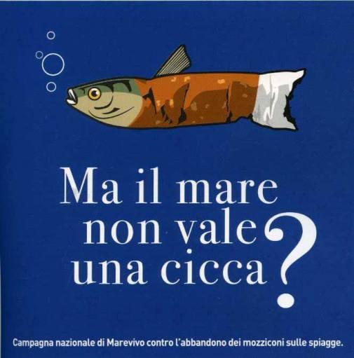 ma il mare non vale una cicca - www.lavocedelmarinaio.com