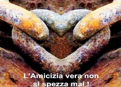 L'AMICIZIA VERA NON SI SPEZZA MAI - www.lavocedelmarinaio.com