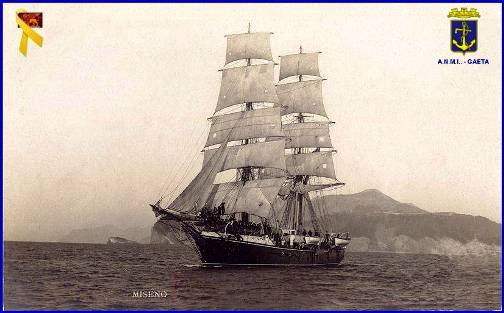 Regia nave Miseno (f.p.g.c. Carlo Di Nitto)