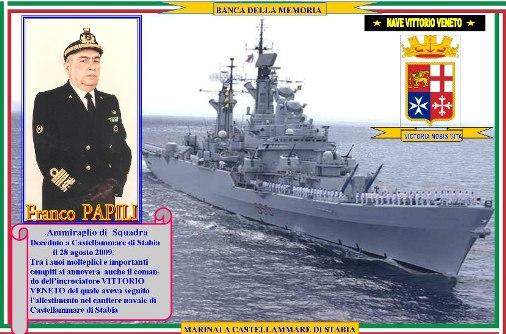 omaggio a Franco Papili - www.lavocedelmarinaio.com