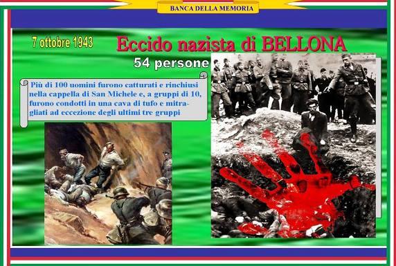 7.10.1943 Eccidio nazista di Bellona (3) - www.lavocedelmarinaio.com