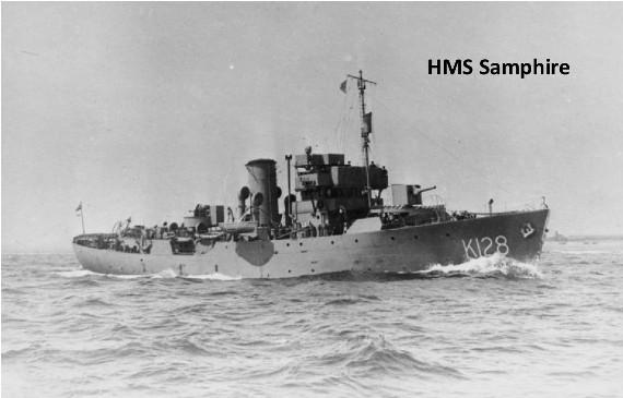 HMS Samphire f.p.g.c. Claudio53 a www.lavocedelmarinaio.com
