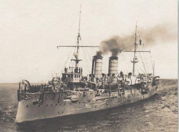 Regia nave Marco Polo - www.lavocedelmarinaio.com