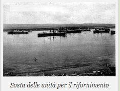 Sosta unità per il rifornimento f.p.g.c. Francesco Carriglio a www.lavocedelmarinaio.com