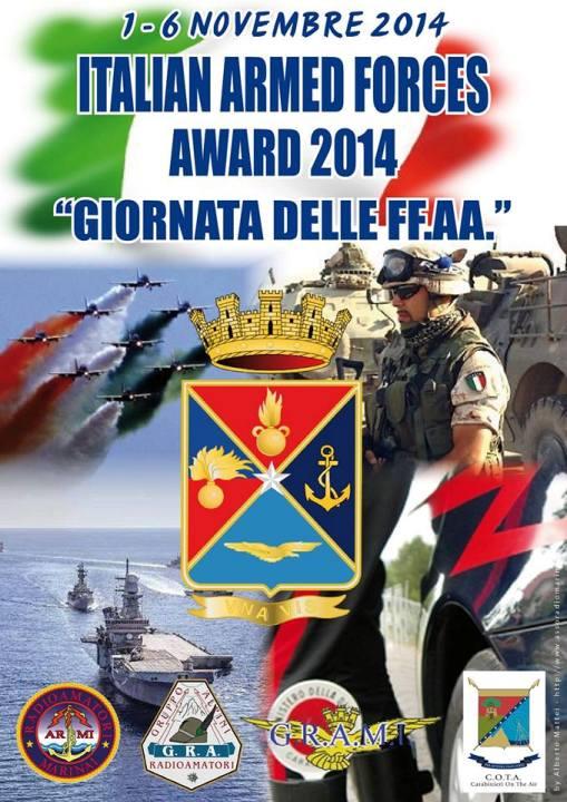 1-6 novembre giornata delle Forze Armate - www.lavocedelmarinaio.com
