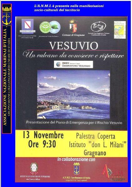 13.11.2014 Vesuvio un vulcano da conoscere e rispettare - www.lvocedelmarinaio.com