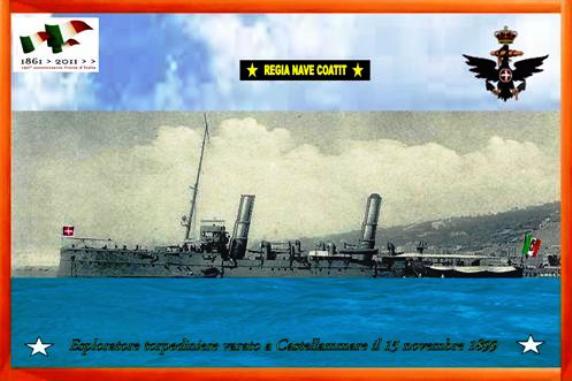 regia nave COATIT- www.lavocedelmarinaio.com