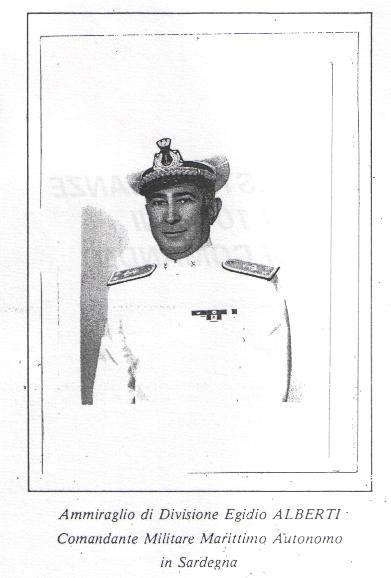 Ammiraglio di divisione Egidio Aberti - www.lavocedelmarinaio.com