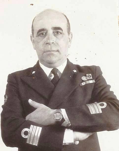 Il Comandante Giovanni Brandano f.p.g.c. a www.lavocedelmarinaio.com