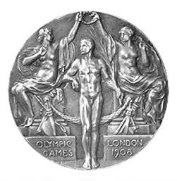 Medaglia conquistata da Enrico Porro (foto internet) - www.lavocedelmarinaio.com