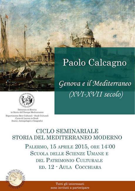 15.4.2015 a Paelrmo presentazione Genova e il Mediteraneo - www.lavocedelmarinaio.com