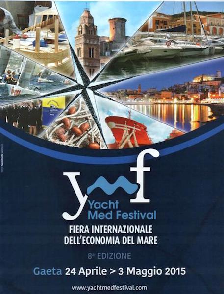 24.4 - 3.5.2015  a Gaeta - Fiera internazionale dell'economia del mare - www.lavocedelmarinaio.com