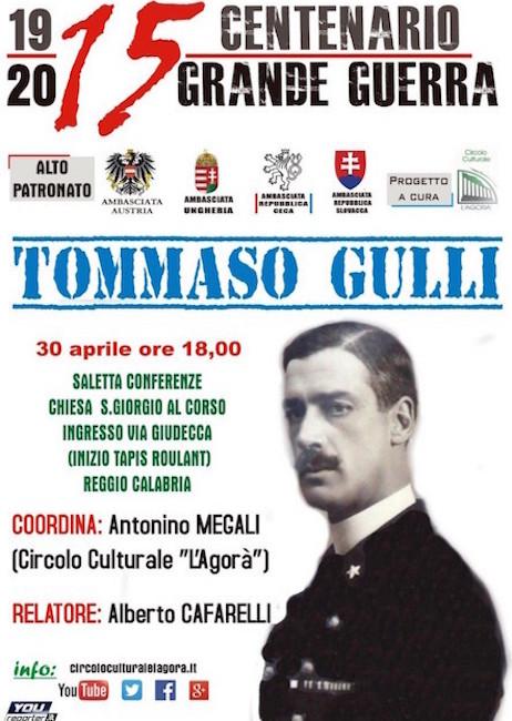 30.4.2015 a Reggio Calabria Tommaso Gulli - www.lavocedelmarinaio.com