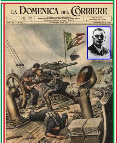 Cesare Rosasco, Comandante - www.lavocedelmarinaio.com