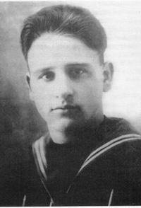 Egidio Bullessi marinaio sull'altare di Dio - www.lavocedelmarinaio.com
