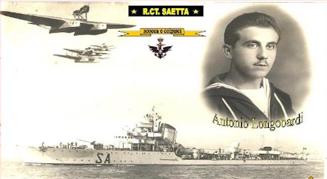 1.5.1941-Marinaio-Antonio-Longobardi-Cacciatorpediniere-Saetta-www.lavocedelmarinaio.com