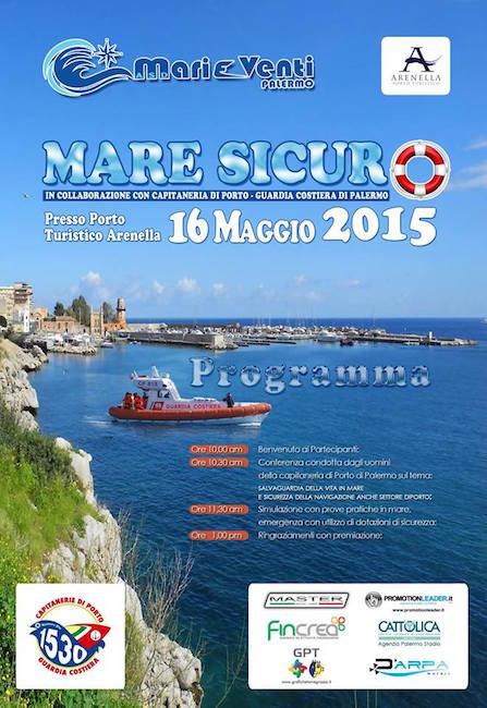 16.5.2015 a Palermo Mare sicuro 2015 - www.lavocedelmarinaio.com