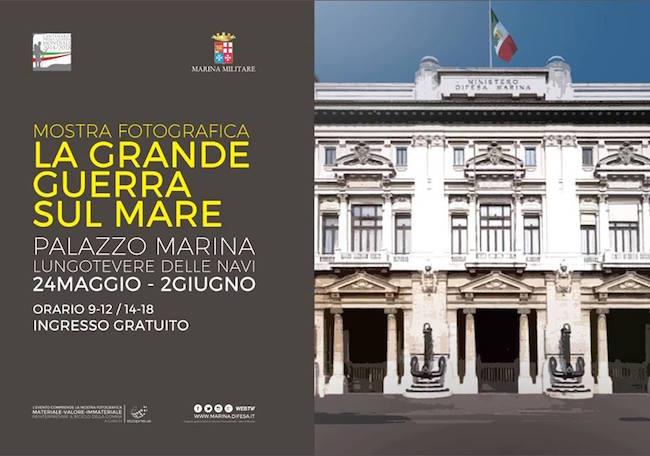 24.5- 2.6.2015 a Palazzo Marina mostra fotografica - www.lavocedelmarinaio.com