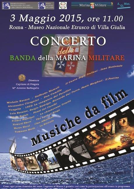 3.5.2015 a Roma museo etrusco Villa Giulia - www.lavocedelmarinaio.com