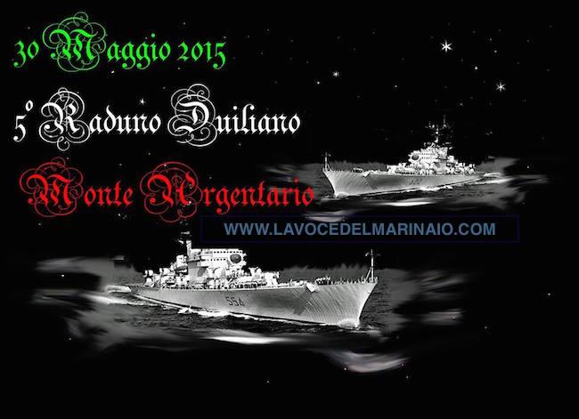 30.5.2015 5°raduno equipaggi navi Duilio - www.lavocedelmarinaio.com