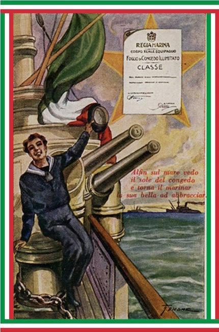 il foglio di congedo illimitato - www.lavocedelmarinaio.com