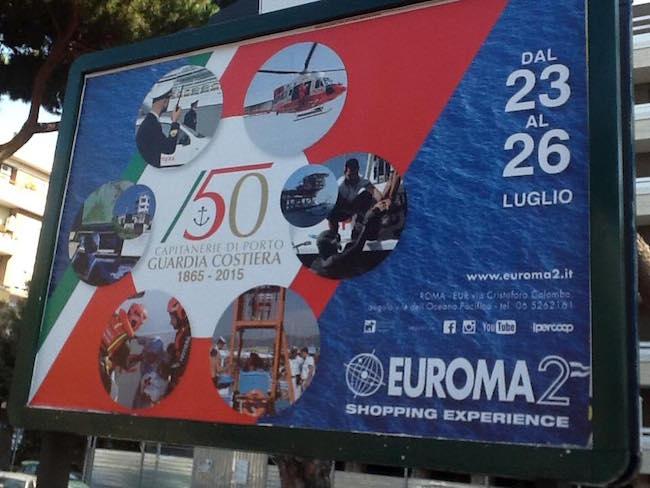 23-26.7.2015 a Roma 150° delle Capitanerie di Porto www.lavocedelmarinaio.com