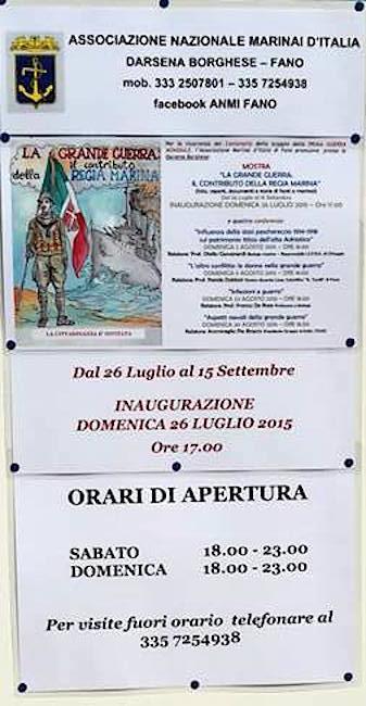 26.7 - 15.9. anmi fano - www.lavocedelmarinaio.com