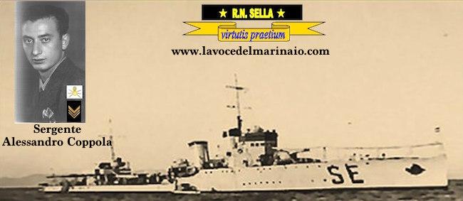 11.9.1943 Quintino Sella - sergente Alessandro Coppola - www.lavocedelmarinaio.com