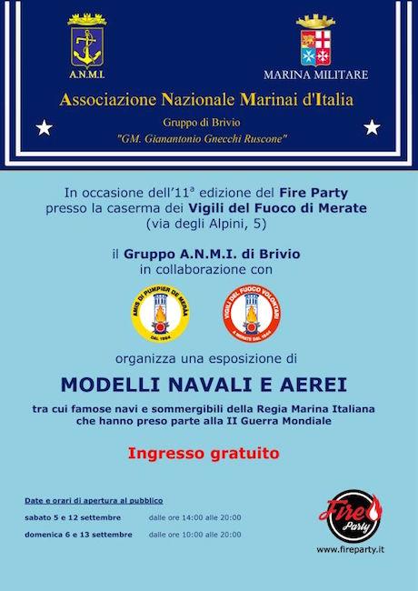12-13.9.2015 a Brivio esposizione modelli navali ed aerei - www.lavocedelmarinaio.com
