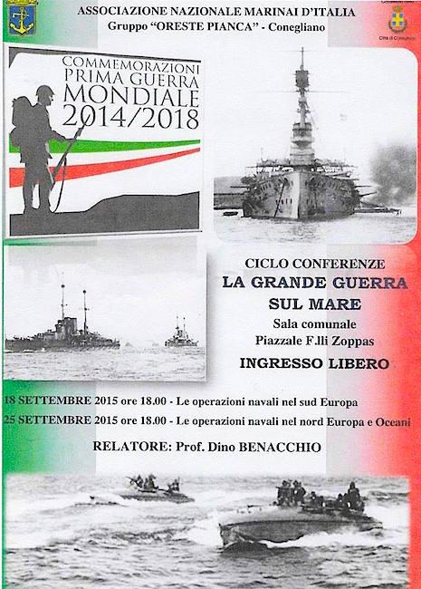 18 e 25.9.2015 a Conegliano - www.lavocedelmarinaio.com
