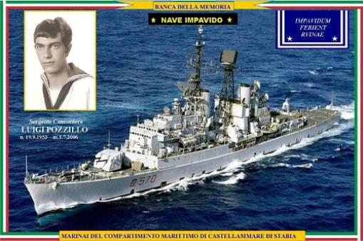 19.9.1953 - 1.7.2006, Luigi Pozzilo, sergente cannoniere - www.lavocedelmarinaio.com - Copia