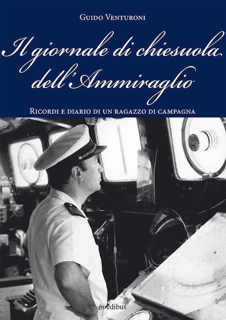 22.9.2015 a Roma presentazione del libro Il giornale di Vhiesuola dell'ammiraglio - www.lavocedelmarinaio.com