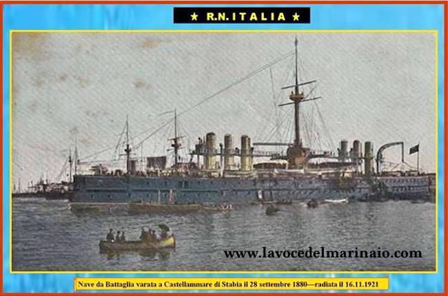 28.9.1880 Regia Nave Italia - www.lavocedelmarinaio.com copia
