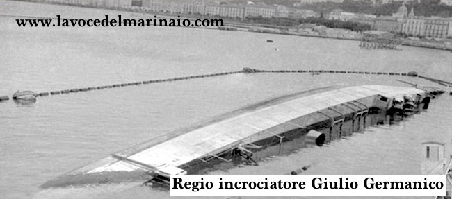 28.9.1943 incrociatore Giulio Germanico - www,lavocedelmarinaio.com copia