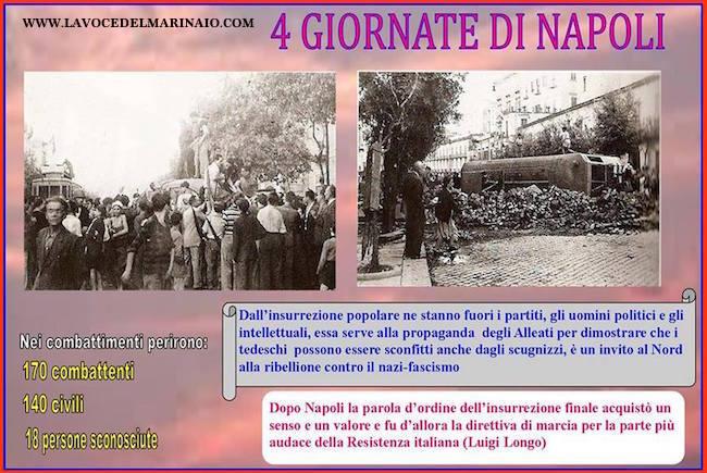 3 - le quattro giornate di Napoli - www.lavocedelmarinaio.com
