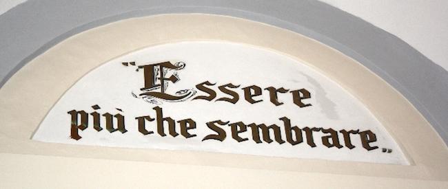 Il motto della Nunziatella - www.lavocedelmarinaio.com
