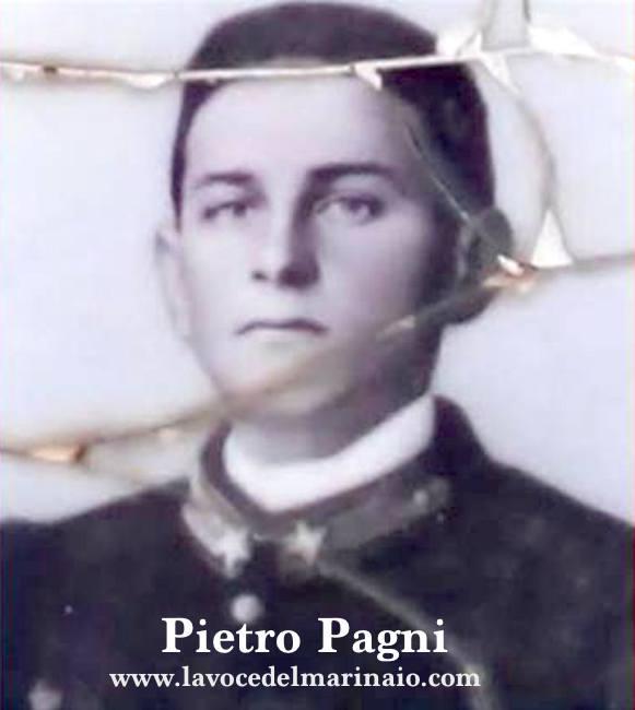 Tenente di vascello Pietro Pagni - www.lavocedelmarinaio.com