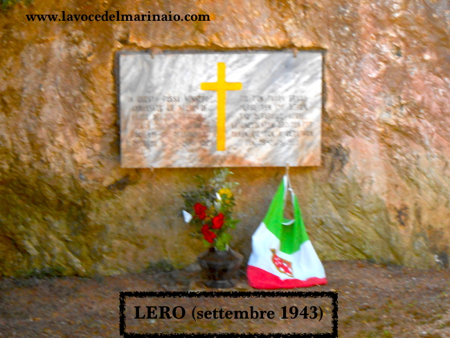 lero settembre 1943 - www.lavocedelmarinaio.com