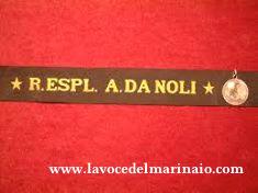nastrino regio esploratore Da Noli - www.lavocedelmarinaio.com