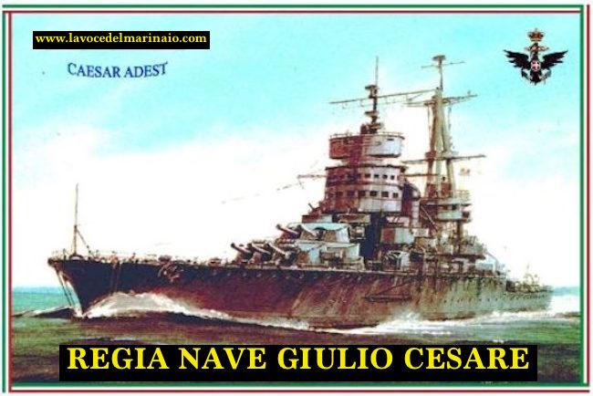 15.10.1911 varo regia nave GIULIO CESARE - www.lavocedelmarinaio.com