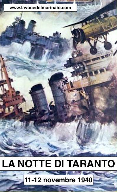 11-12.11.1940 LA TRAGICA NOTTE DI TARANTO- www.lavocedelmarinaio.com