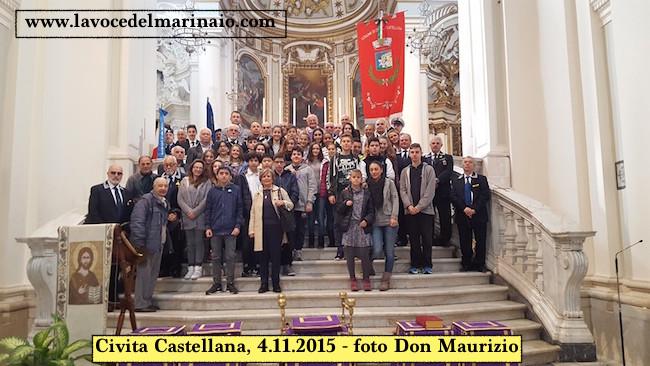 4.11.2015 a civita castellana - www.lavocedelmarinaio.com