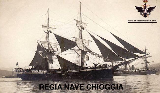 6.11.1877 varo reia goletta Chioggia - www.la vocedelmarinaio.com