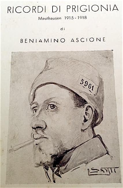 ricordi di Mathausen di Beniamino Ascione (Cuomo Beniamino)
