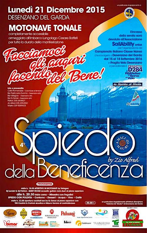 21.12.2015 a Desenzano del Garda - www.lavocedelmarinaio.com