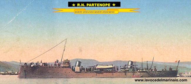 23.12.1899 varo regia nave partenope - www.lavocedelmarinaio.com