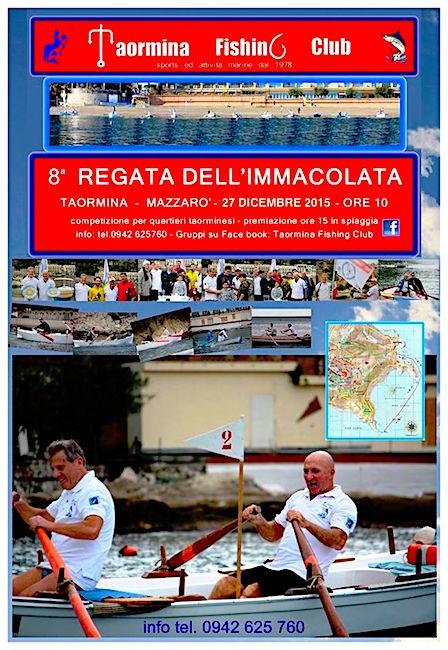 27.12.2015 a Taormina 8^ regata dell'Immacolata (antonio Faraci) - www.lavocedelmarinaio.com