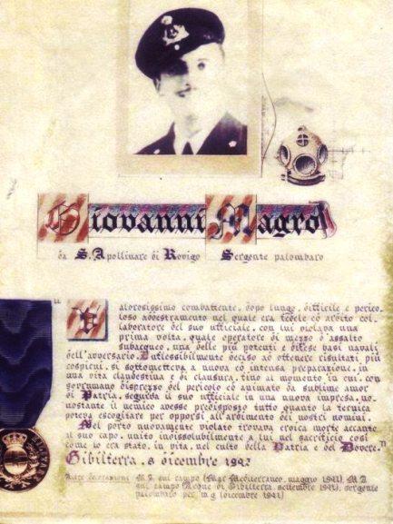 Palombaro Giovanni Magro Pergamena - www.lavocedelmarinaio.com