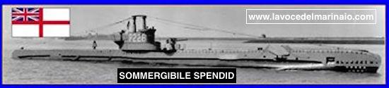 Sommergibile Splendid - www.lavocedelmarinaio.com