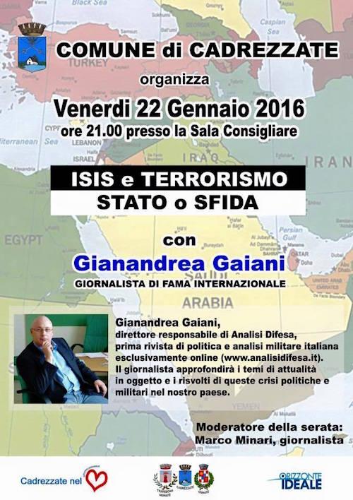 22.1.2016 a Cadrezzate - www.lavocedelmarinaio.com